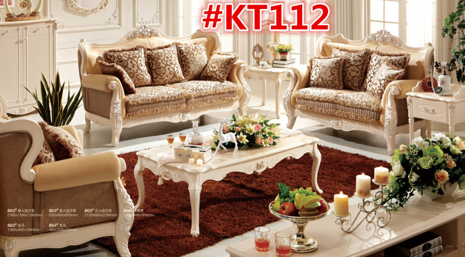 Beautiful Antique Antique Wooden Sofa Fabric Sofa KT112 In Living Room Sofas  From Furniture On Aliexpress.com | Alibaba Group