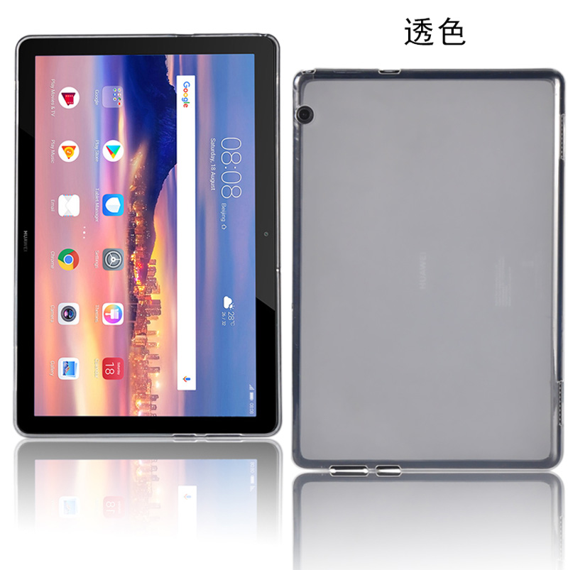 Huawei MediaPad T5 10 Navitech Black Hard Protective EVA Case Cover Compatible with The Huawei MediaPad T5