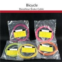 MTB/Road Bicycle Bike Derailleur Brake Cable Set Kit Hose/Brake Transmission Shifter Wire Line Group Set Bike Parts