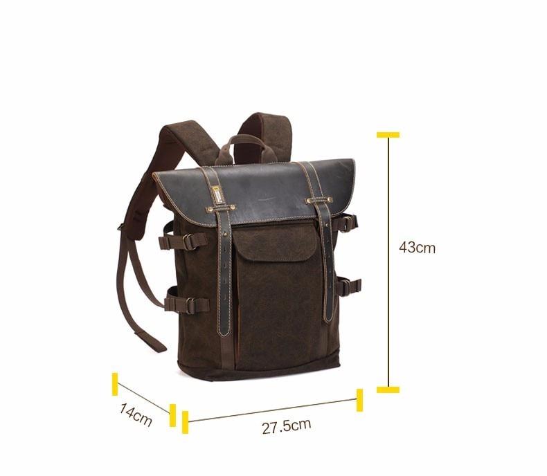 mochila para dslr kit com lentes portátil ao ar livre atacado
