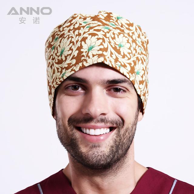Tapas médica con 65% poliéster, 35% algodón casquillo de la Bóveda sombreros de matorral