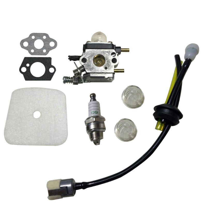 C1U-K54A Carburetor with Air Filter Repower Kit for 2-Cycle Mantis 7222 722