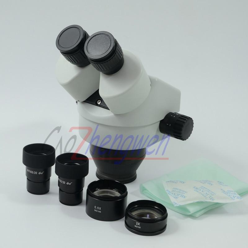 میکروسکوپ بدن بزرگنمایی استریو - ابزار اندازه گیری