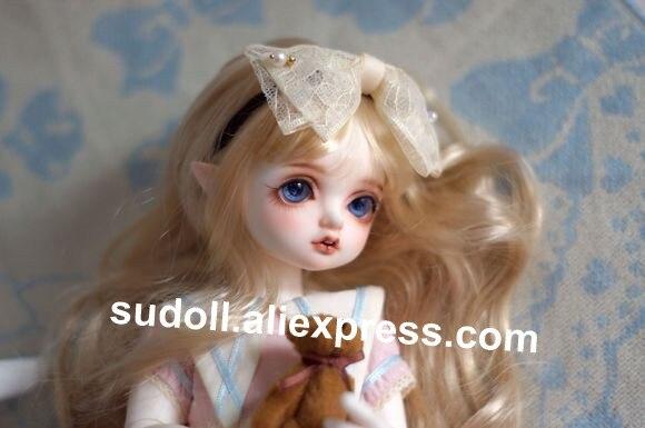 SuDoll 1/4 BJD poupée Bambi elfe oreilles géant bébé mode populaire gratuit yeux résine jouets
