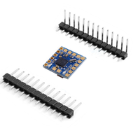 High Quality Mini OSD MICRO MinimOSD Minim OSD W KV Team MOD For Naze32 Flight Controller