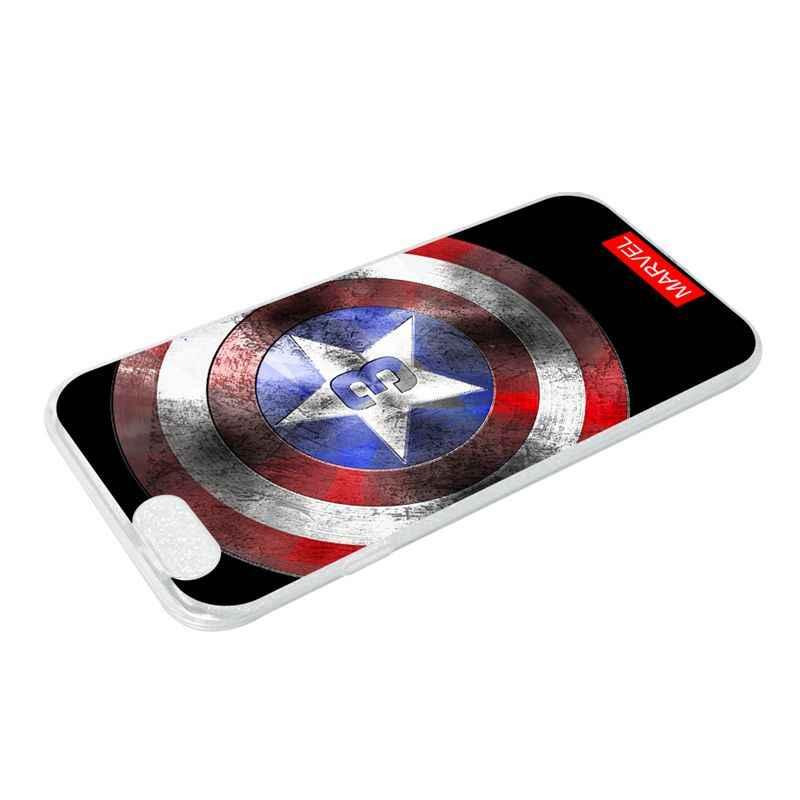 Mutouniao Avengers Design-4 Silicon miękka TPU Case etui na Sony xperia C5 XA XA1 XA2 XZ XZ1 XZ2 Compact ultra L1 L2 Z3
