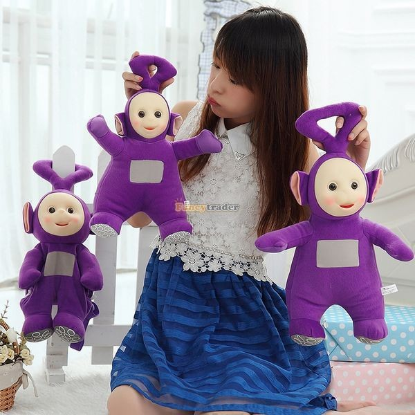 Fancytrader 1 pc 20\'\' 50cm Super Lovely Plush Stuffed  Teletubbies Toy, 4 colors Free Shipping FT50218 (1)