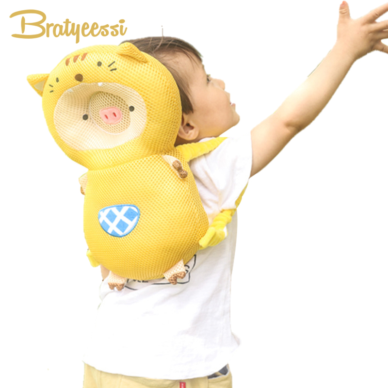 2019 Fashion Baby Infant Walking Head Back Protection Protector Safety Pad Harness Cushion Outstanding Features Baby Safety & Health Other Baby Safety & Health
