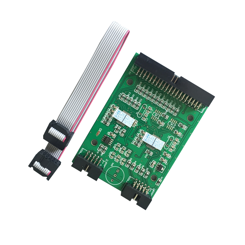 New Z6100 chip decoder For HP 91 printer IC Card For HP Designjet Z6100 Auto reset chip decoder on big promotion big promotion 100
