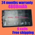 NUEVA 6 celdas de Batería Portátil SQU-418 SQU-534-7299 QA0EF6E487 916C4970F R211 para Lenovo Hasee V2100D B363S B370S V8010/6000