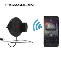 PARASOLANT 3 In 1 Multi Purpose USB Wireless FM Transmitter Module Bluetooth Music Audio Receiver Car