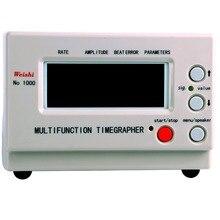Chronomètre multifonction, chronomètre, Machine de chronométrage, fréquence derreur, Amplitude, Stock CE, livraison gratuite