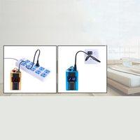 80KW 110V 230V Intelligent Smart Energy Saver Device Power Saving Box Electricity Bill Killer 10 35% for Home Office Factory
