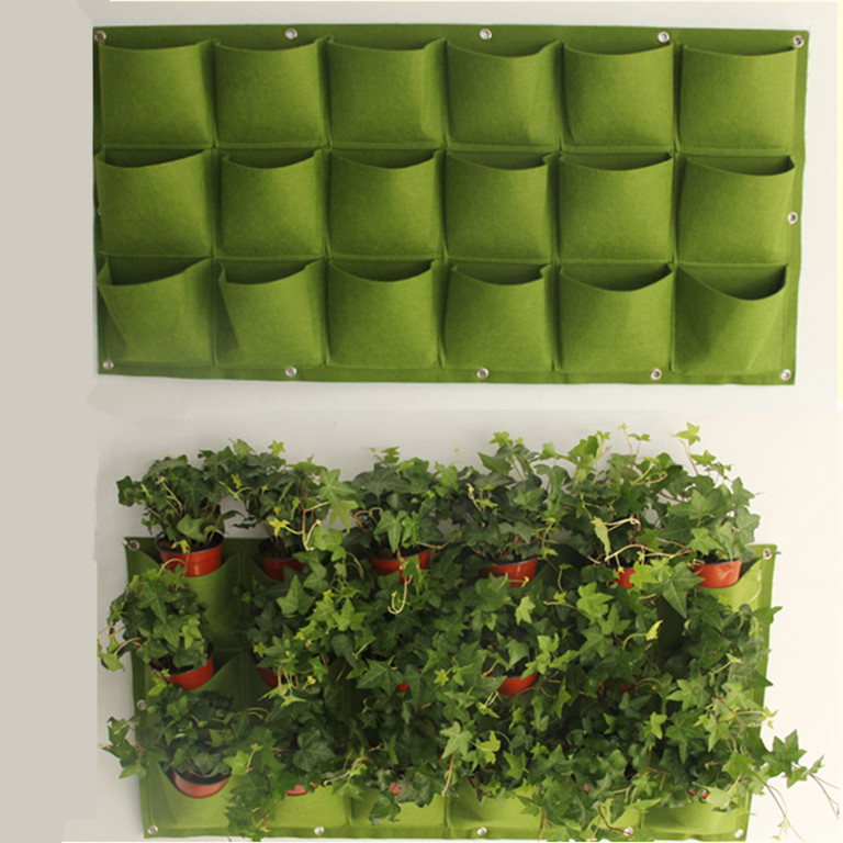 Vertical Garden Planter Wall