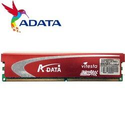 ADATA DDR2 2GB pamięci Ram 800Mhz 1066Mhz PC2 6400U 240Pin pamięć stacjonarna 2G|RAM|   -
