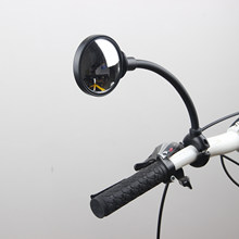 Bike Rearview Mirror Road Mountain Bicycle Handlebar Wide Angle Rear View Mirror Motocycle Cycling Accessories 1pcs(China)