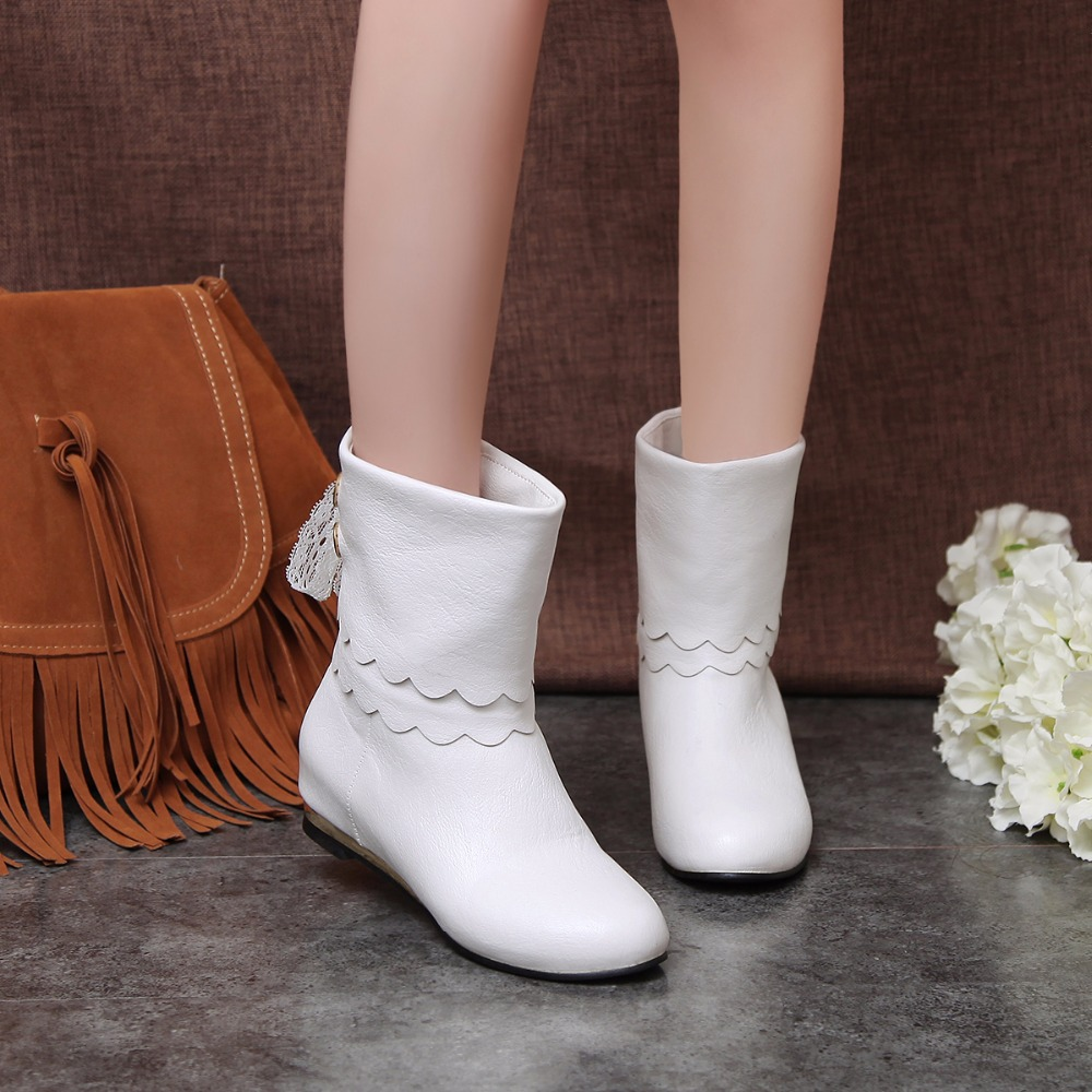 ФОТО 2015 Winter Autumn New Lace Cross Straps Fashion Ankle boots Women Ankle Boots Fashion Breath Ankle Shoes Big Size 34-43 R436