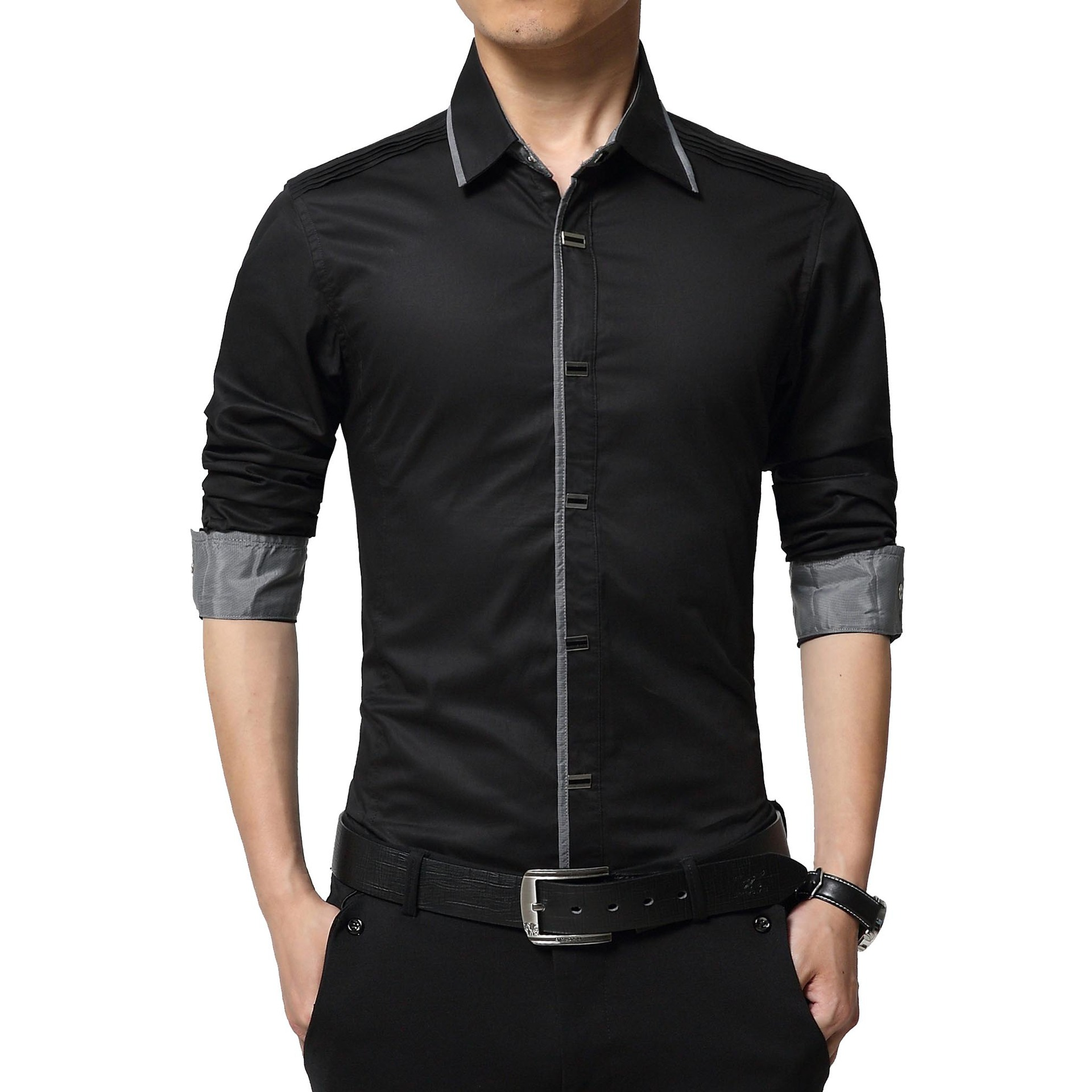 Free shipping on Men's button-up and dress shirts, non-iron, casual, flannel and plaid shirts for men. Free shipping and returns on men's shirts at report2day.ml