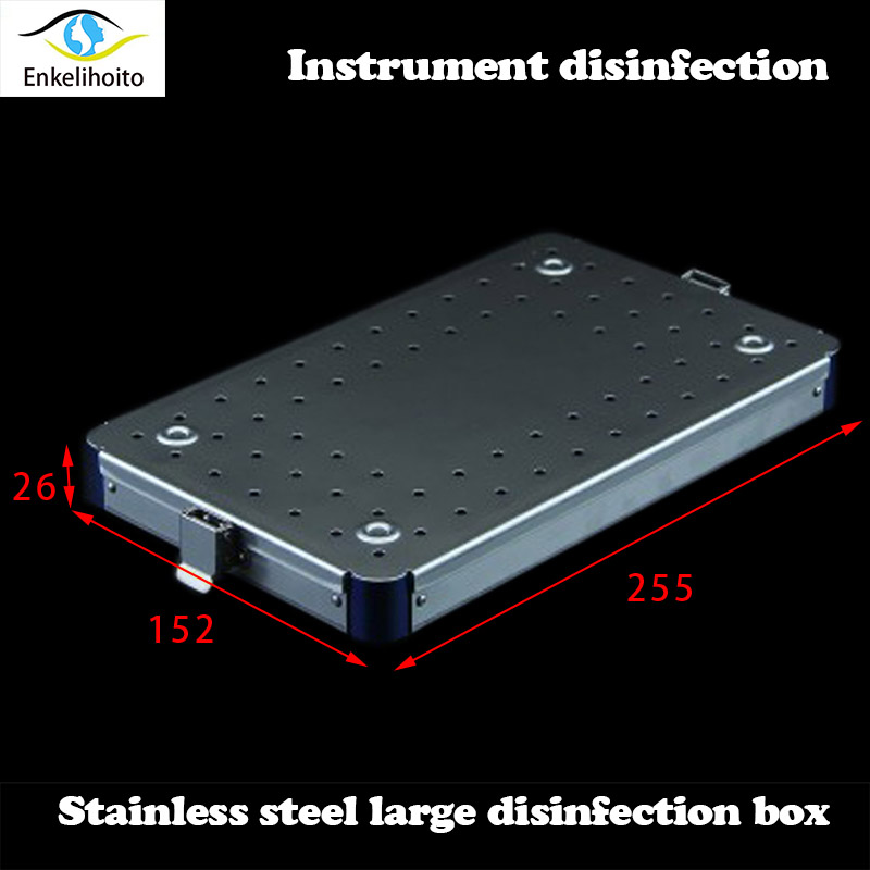 Silicone Disinfection Box Ophthalmic Surgery Microscope Disinfection Box Shiqiang Brand High Temperature Autoclave Box