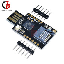 Keyboard Virtual ESP8266 ESP-12F ESP-12E ATMEGA32U4 Wifi Development Board USB TF Micro SD Card Slot UNTUK ARDUINO(China)