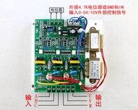 LJK III regulador trifásico do motor do torque do regulador do motor do torque do controlador do motor do torque (placa)|Peças e acessórios p/ instrumentos| |  -