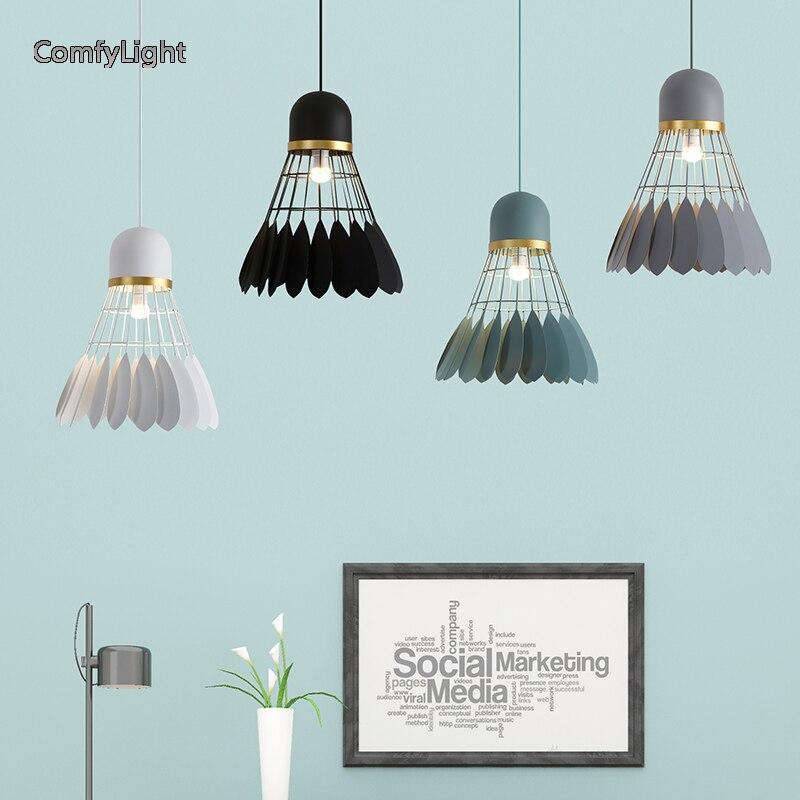 Здесь продается  Nordic design Pendant Light hanging lamp Loft Vintage Restaurant/Bar/shop Alcatraz Island Edison Lampe Hanging lighting led bulb  Свет и освещение