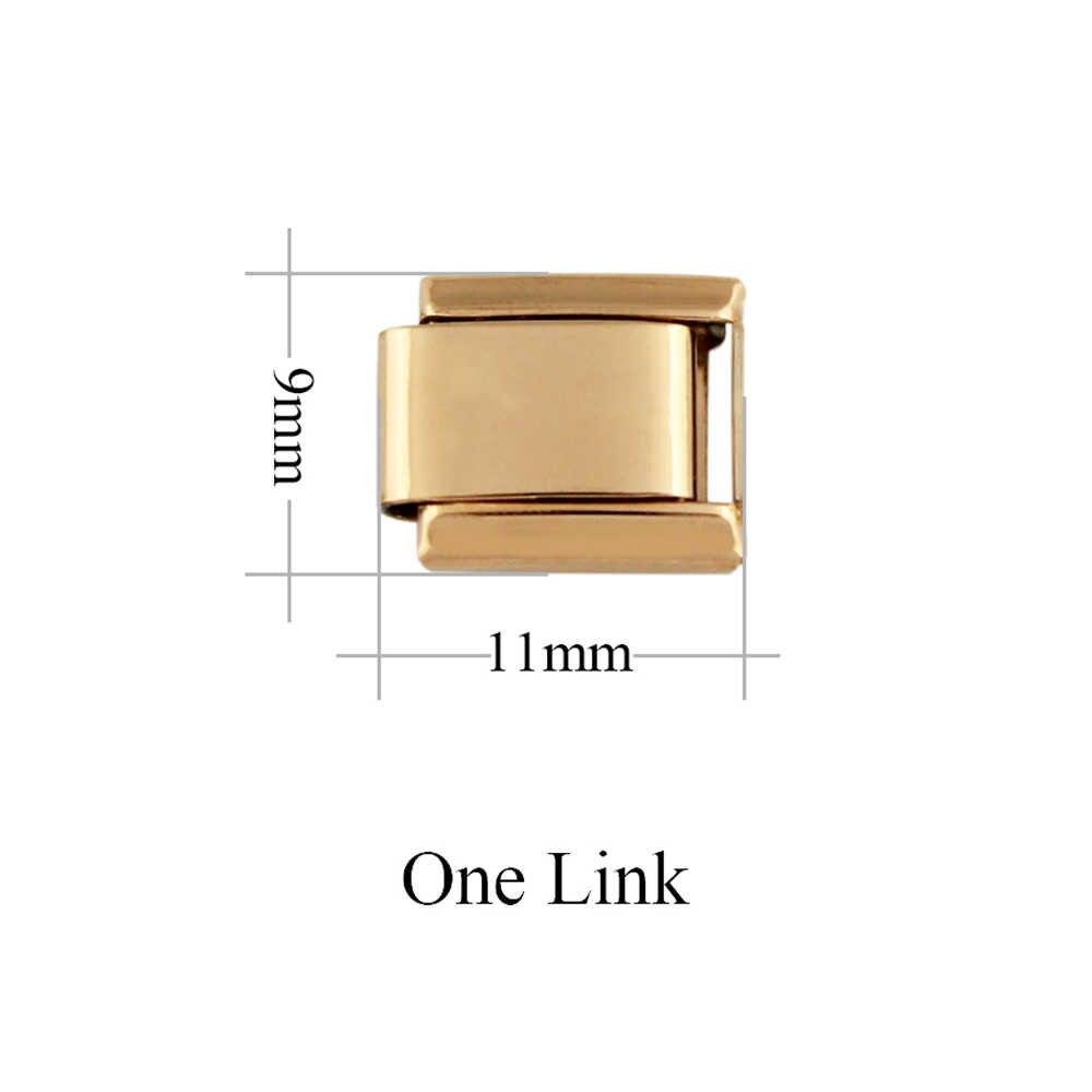 1 sztuk srebrny nowy bransoletki dla kobiet akcesoria bransoletki bransoletki tworzenia biżuterii ze stalowa bransoletka DIY sprzedaż hurtowa biżuteria