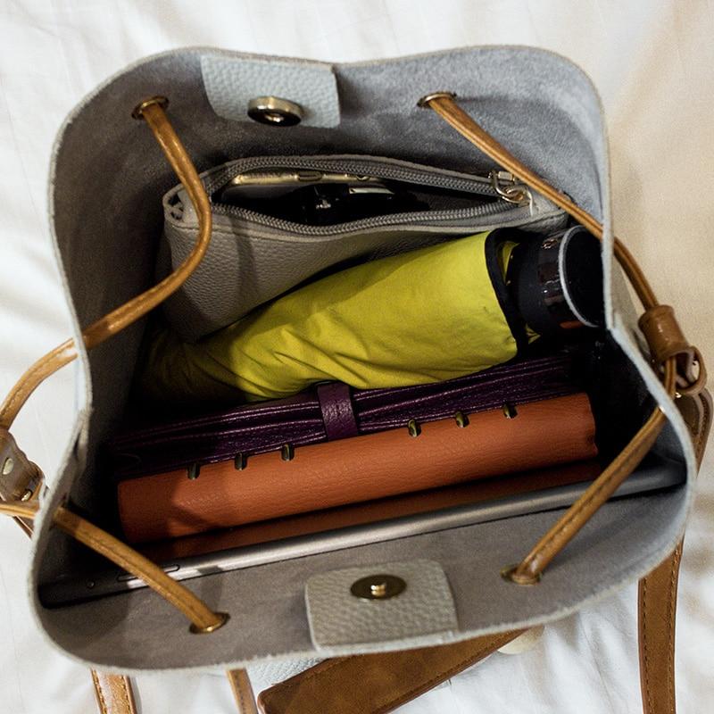 Bolso de la borla para las mujeres Famous Brand Designer Bag Ladies - Bolsos - foto 5