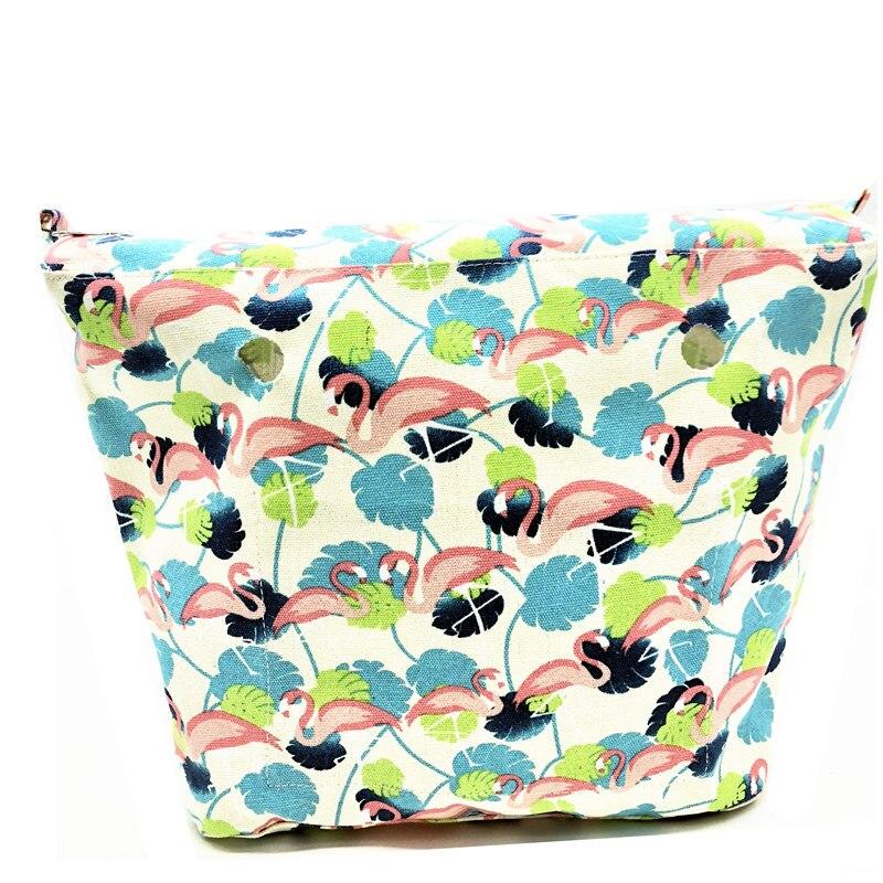 все цены на new pattern canvas bag for obag classic size