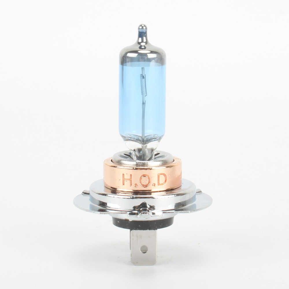 2 x H7 PX26D экстремальные Платиновые 5000K 100W Супер Белые HOD галогенные лампы Crystal Vision ультра обновленные лампы для фар