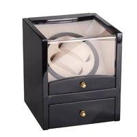 US/EU/AU/UK Plug Automatic Watch Winder For Mechanical Watch Box Holder Display Jewelry Storage Watches Case High Gloss Paint