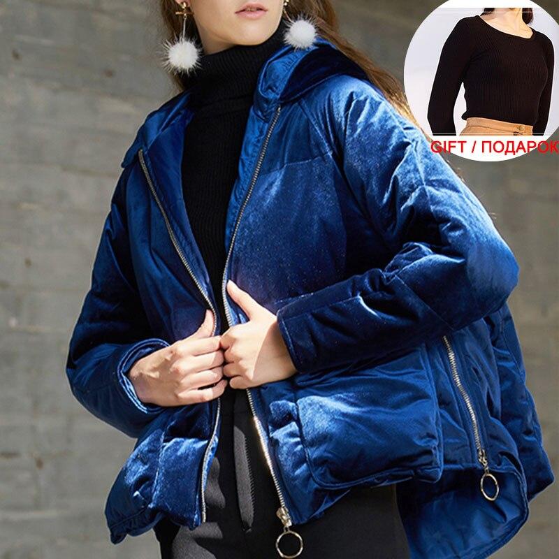 2018 женский короткий зимний Корейский пуховик на утином пуху женский теплый короткий пальто одежда женский s зимние костюмы Ультра легкий пуховик большой размер