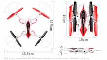 Folding SYMA X56/X56W Drone Radio Remote Control Quadcopter RC Helicopter With Camera Helicopter Foldable  quad copter