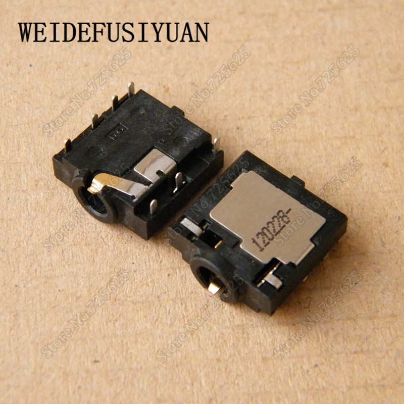 US $25 0 |Audio Jack Headphone Port Microphone Socket Connector for ACER  C710 V5 131 V5 171 DELL Inspiron 15 7559 XPS 13 L321X 15P 2749-in Computer