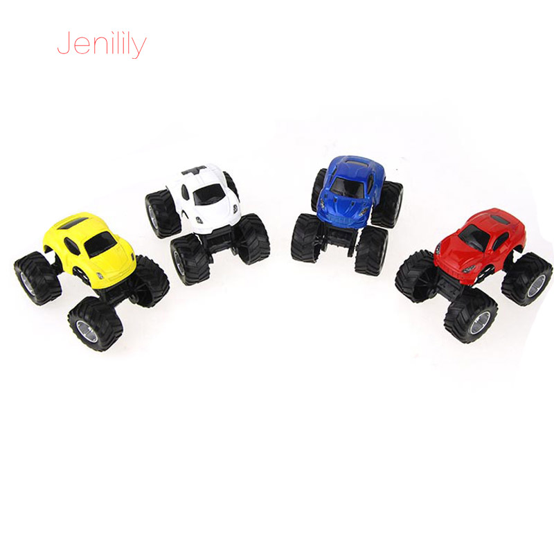 1pc Cute Alloy Cross Country Pull Back Off-Road Vehicle Car Model Toys Kids Boys Funny Mini Toys Birthday Gifts For Children