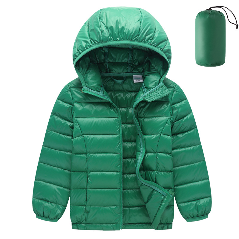 Children Boys Jacket Coat New Fashion Hooded Lightweight Outwear Parka Down Warm Clothes Casual Kids Baby Clothing For 2-15Y 2016 down jackets for children winter fashion girls boys hooded coat children s jacket outwear kids casual cartoon outwear 16a12