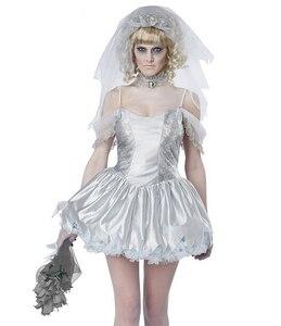 Image 3 - TPRPCO ผู้หญิง Vampire Zombie ชุด Decadent Dark Ghost เจ้าสาวจัดแต่งทรงผมเซ็กซี่เครื่องแต่งกายฮาโลวีนเครื่องแต่งกายคอสเพลย์สำหรับผู้หญิง NL147