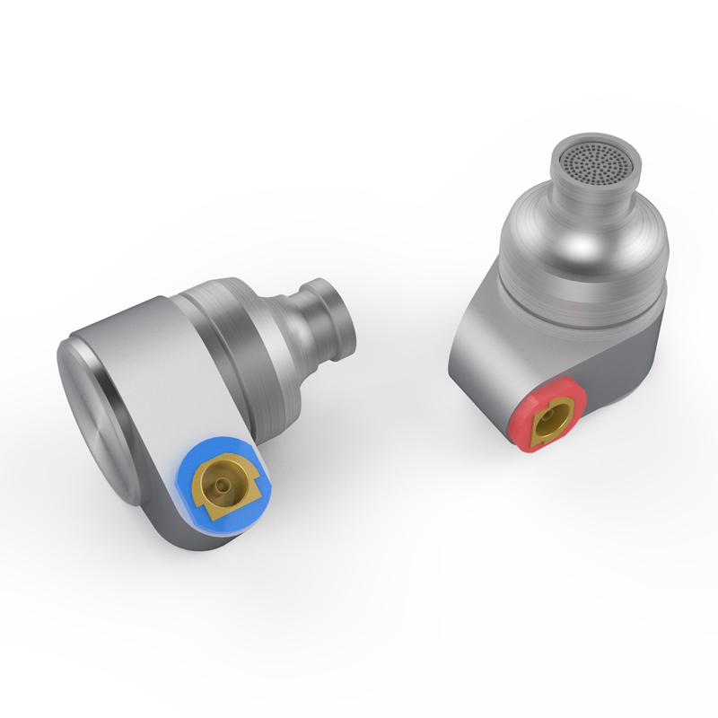 Cyny HIFI T2/T2 PRO cyny Audio T2 3.5mm w ucho słuchawki douszne podwójny dynamiczny napęd słuchawki HIFI bas DJ metalowe słuchawki MMCX MMCX odłączyć w Słuchawki douszne od Elektronika użytkowa na  Grupa 1