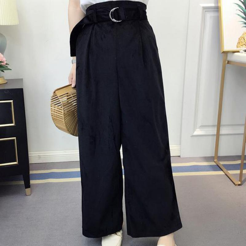 T-inside904 2018 Summer Trousers For Women Elmer Mr Wonderful Shose Women Joggers Women Fake Designer Clothes Pants Female