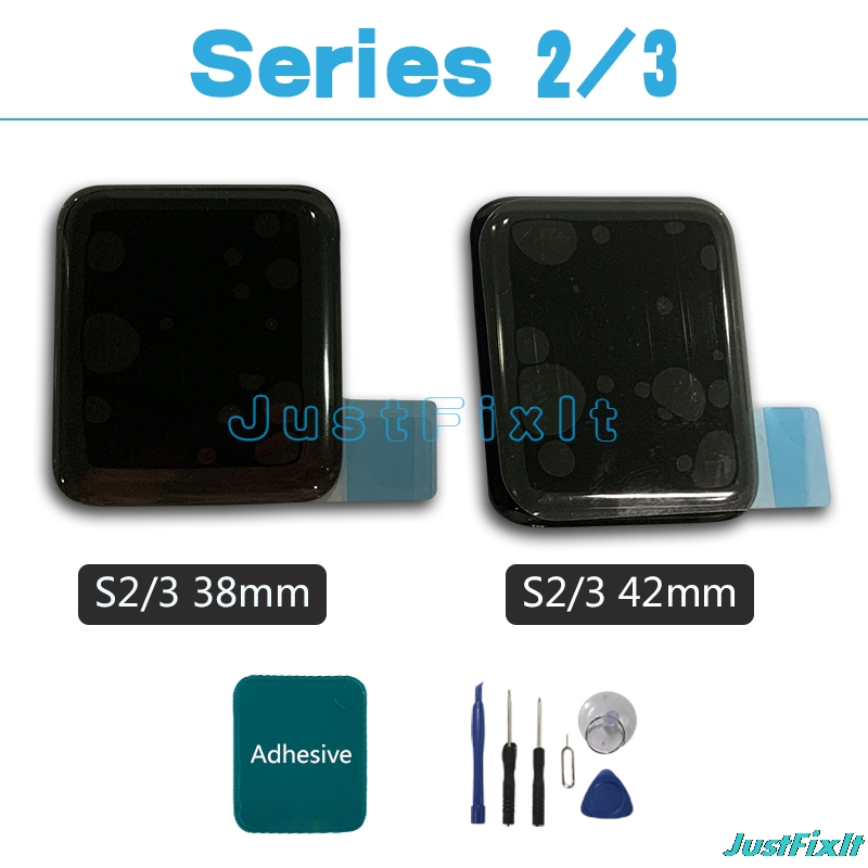 Replacement SAPPHIRE AND SPORT For Apple Watch Series 2 LCD Display Touch Screen Digitizer Series2 S2
