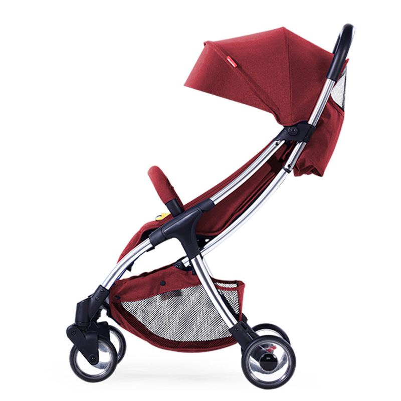 Baby stroller can sit and lay ultra light portable folding small summer children simple baby umbrellaBaby stroller can sit and lay ultra light portable folding small summer children simple baby umbrella