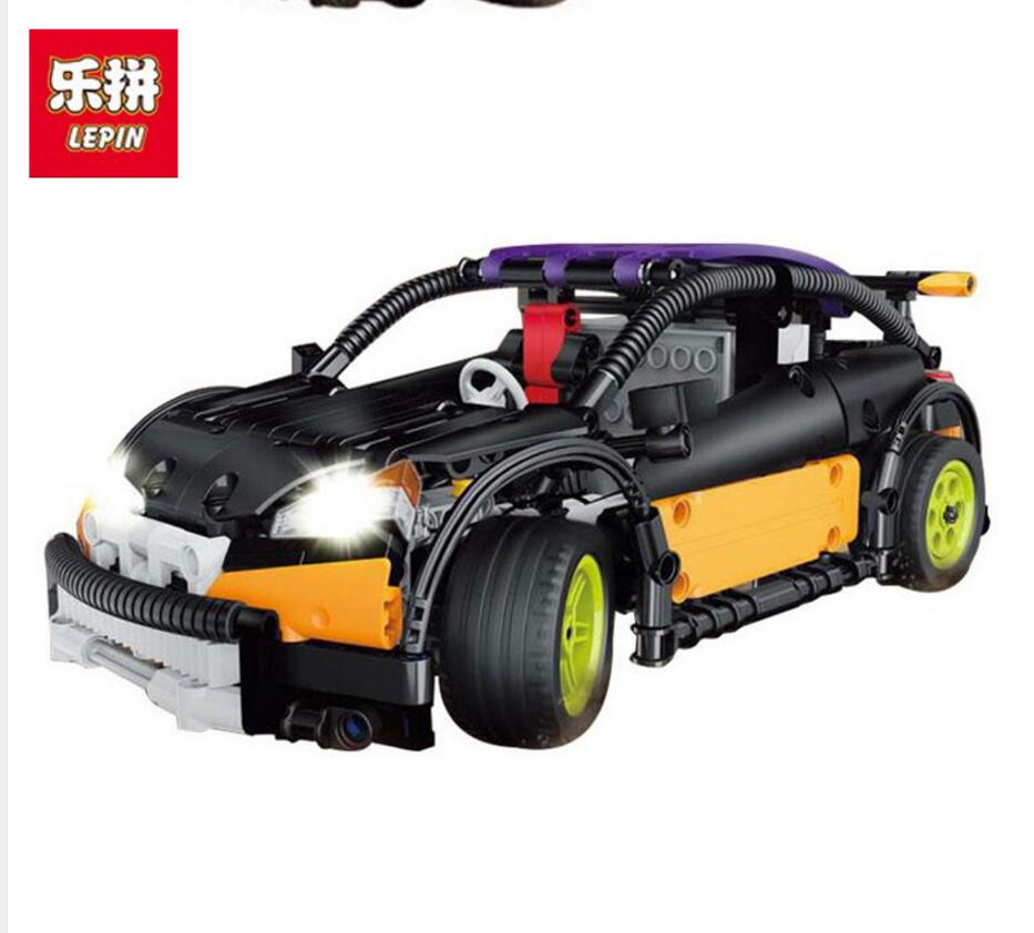 Lepin 20053 Genuine New Technic Series The Hatchback Type R Set MOC-6604 Building Blocks Bricks Educational Toys Boy Gifts Model lepin 20053 genuine new technic series the hatchback type r set moc 6604 building blocks bricks educational toys boy gifts model