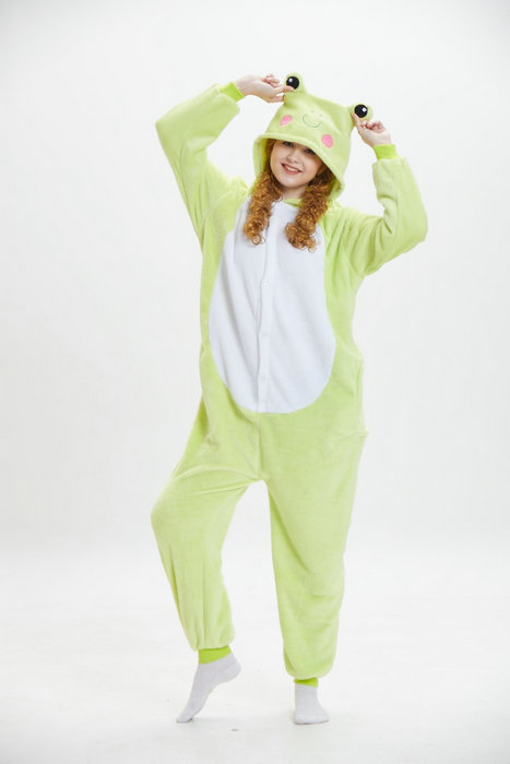 adult jumpsuit pajamas women home clothes conjoined sleeping clothes all in one sleeper suits winter clothes good children