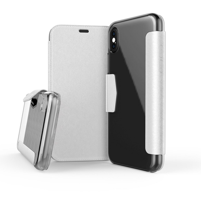 custodia iphone x folio