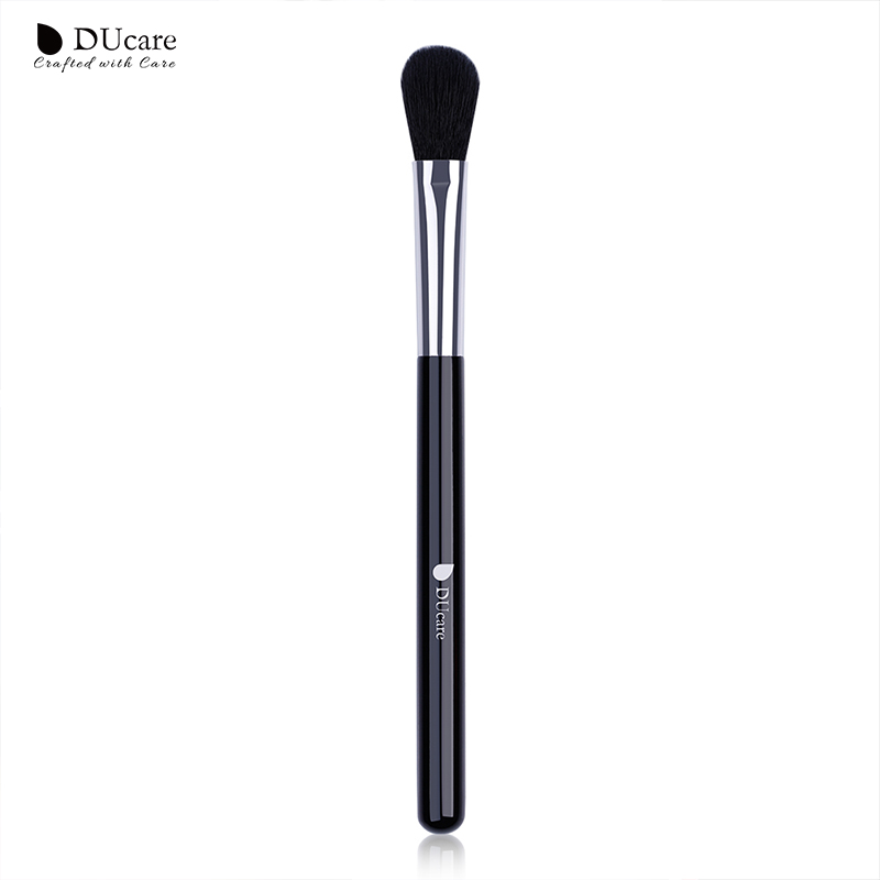 DUcare Large Diffuser makeup brushes for women Soft Natural Bristles Cosmetic tools Make Up Brushes Blending Highlighter Brush in Eye Shadow Applicator from Beauty Health