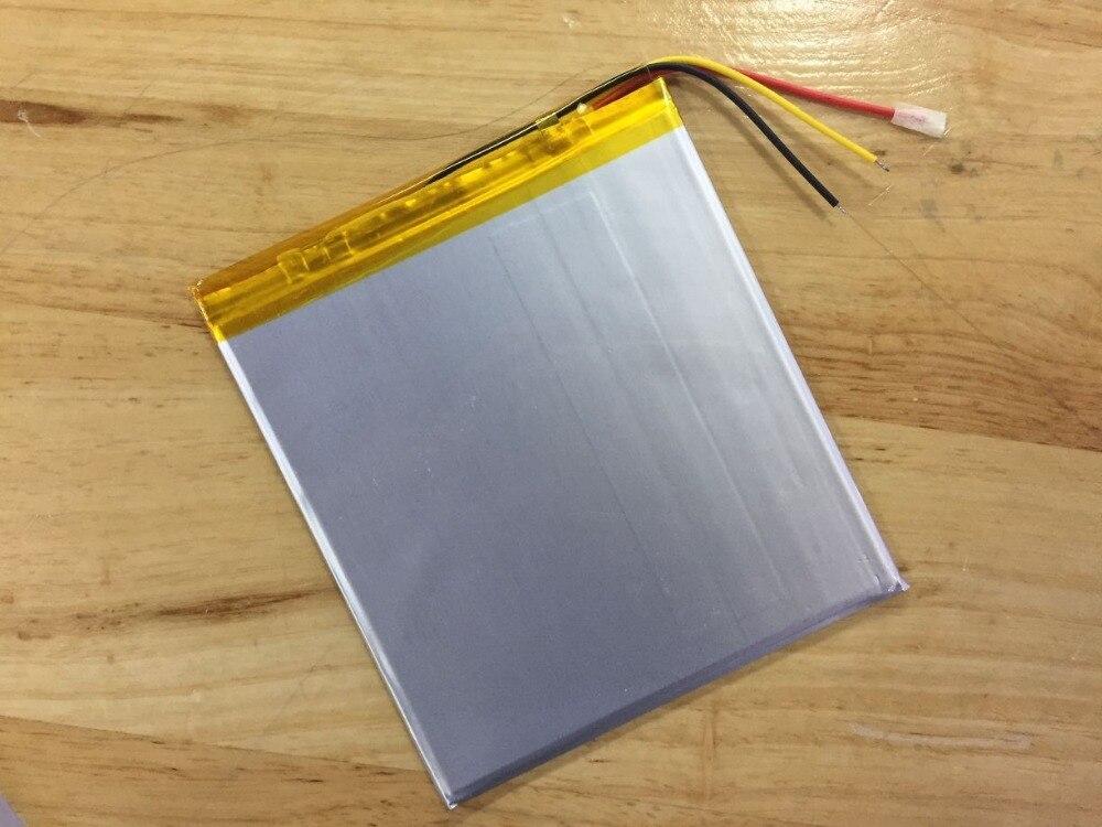 Ailinhao New Universal Battery For Tablet PC Onda V820W 16G 32G Onda V80 Plus 3-wire 4000mah 3.7V Polymer Li-ion+Tracking