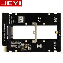 JEYI SFF 8784 SATA Express NGFF إلى SFF 8784 قرص صلب فائق النحافة m. 2 بطاقة 2.5 5 مللي متر SATA3 WD5000MPCK SSD لا تدعم NVMe u 2 mSATA