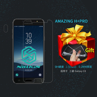Nillkin Amazing H Pro 0 2mm Tempered Glass For Samsung Galaxy C7 2017 C7100 Screen Protector