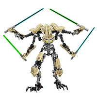 NEW Star Wars 7 General Grievous Model Classic Building Blocks Bricks Toys Compatible With LegoINGly Children