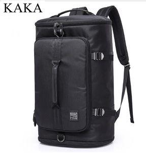 Image 1 - Oxford homme sac à dos daffaires pour ordinateur portable de 17 pouces, sacoche de voyage pour ordinateur portable, sacoche décole pour adolescents, sacoche de voyage